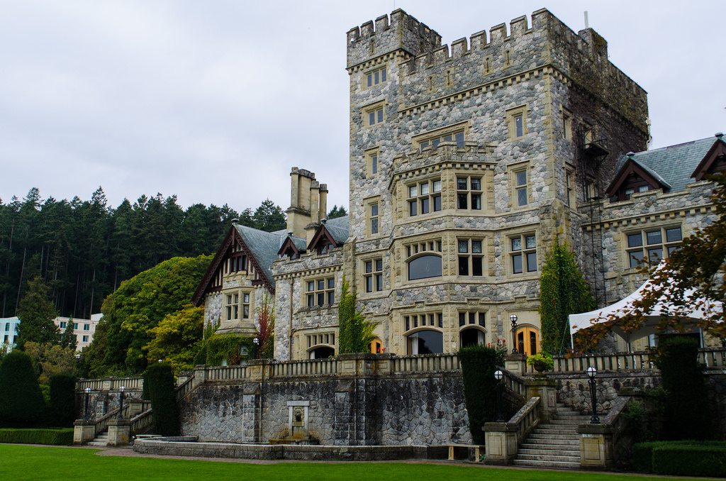 Hatley Castle by Arbron, on Flickr