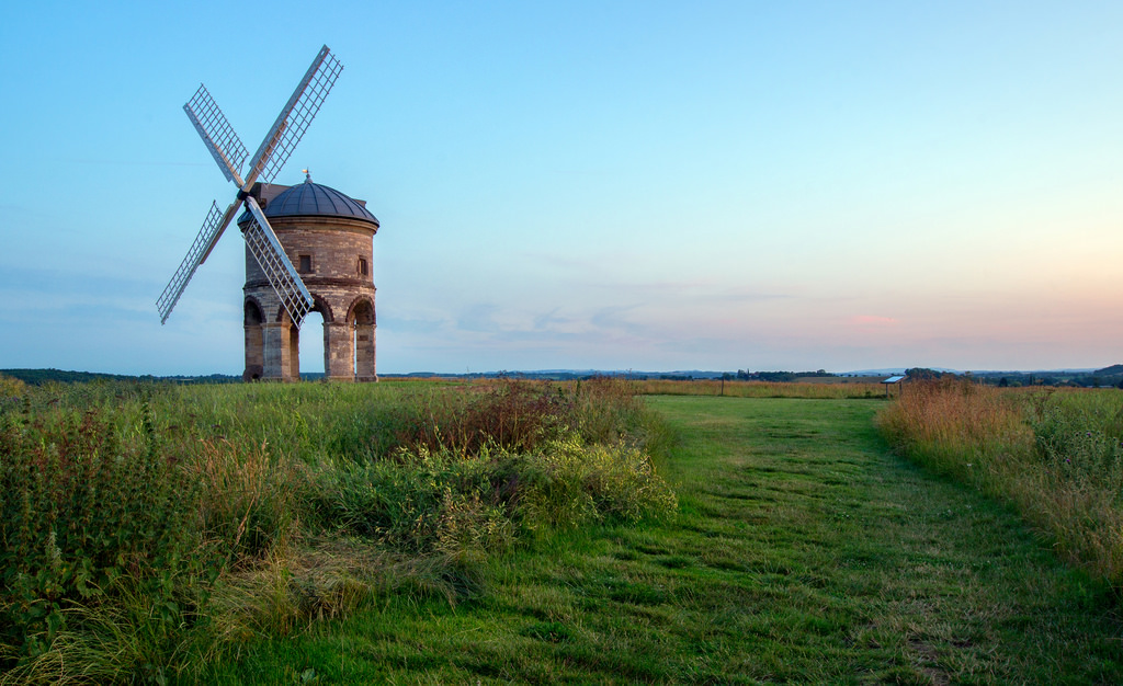 Chesterton Windmill by dolbinator1000, on Flickr
