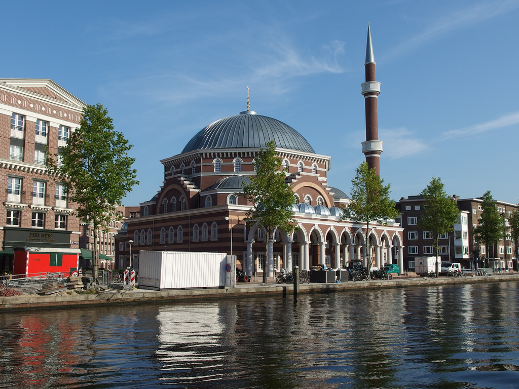 Amsterdam Ayasofya Camii @ West Mosque @ by *_*, on Flickr