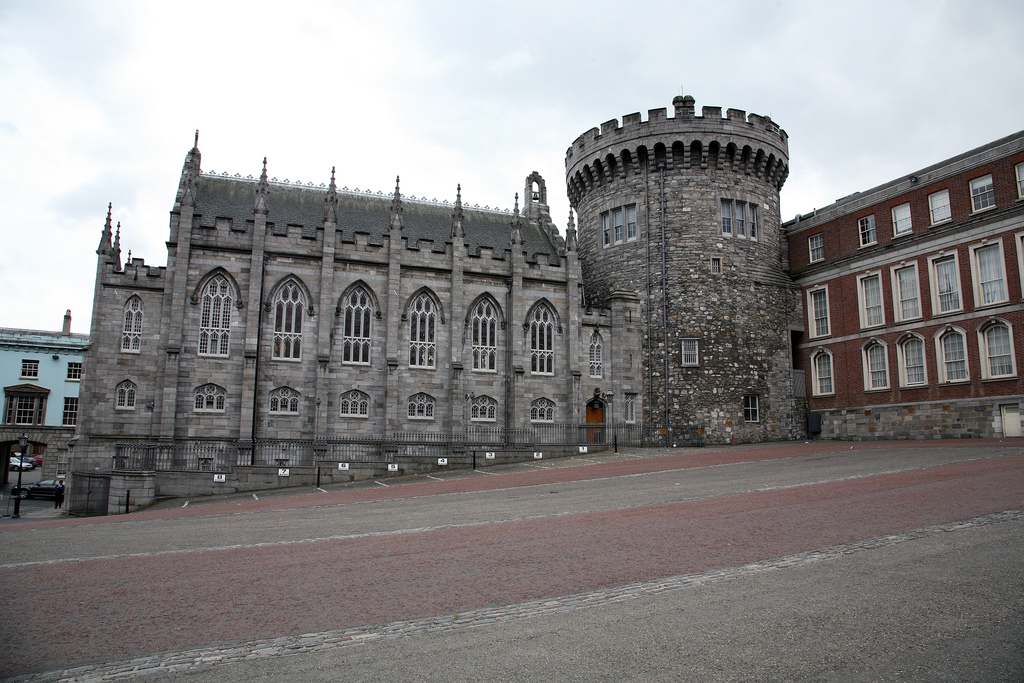 Dublin Castle by infomatique, on Flickr