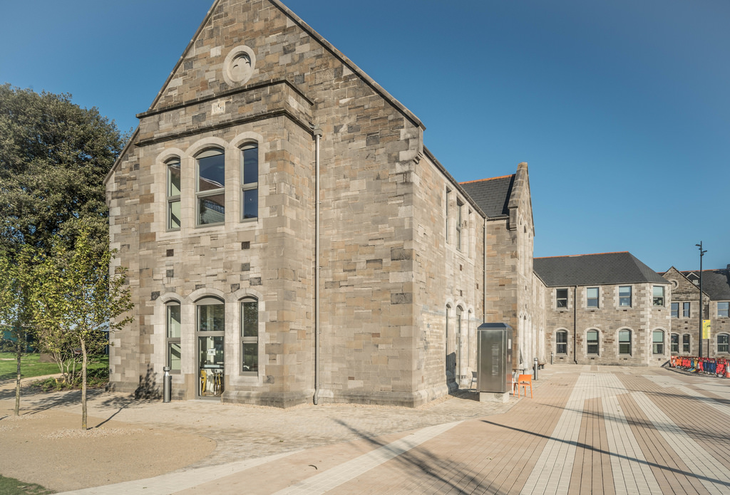 NEW COLLEGE CAMPUS AT GRANGEGORMAN [PHOT by infomatique, on Flickr