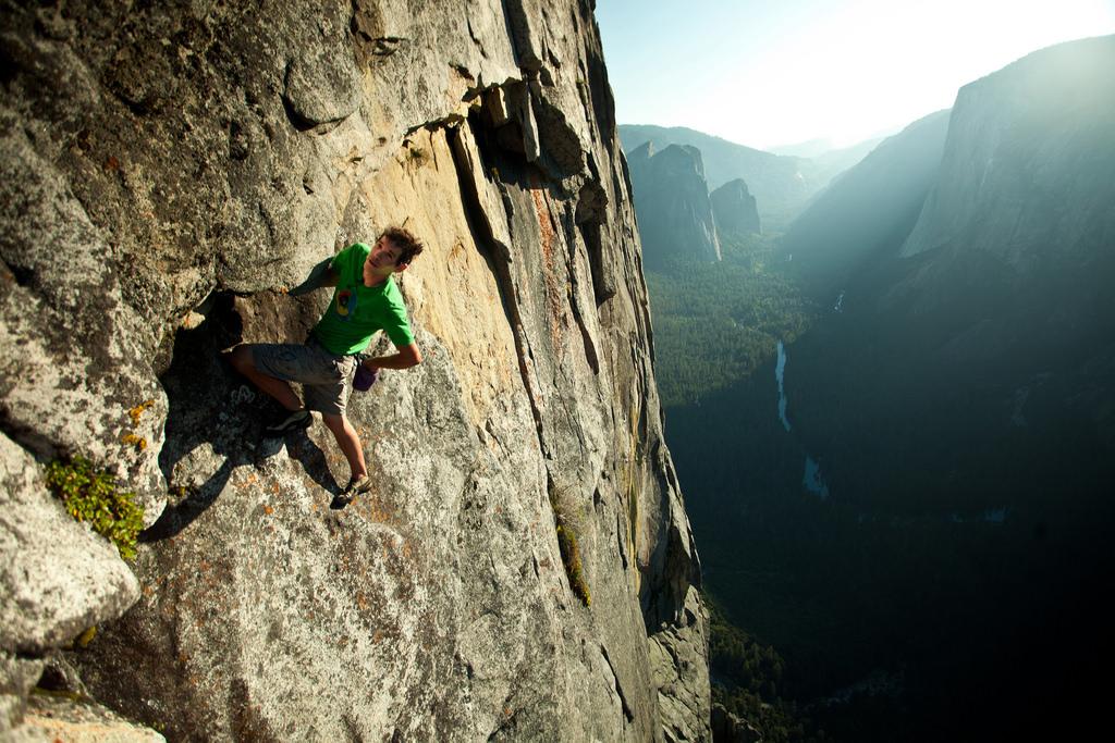 Adrenalinfüggők - a Yosemite-völgy sz by lwpkommunikacio, on Flickr