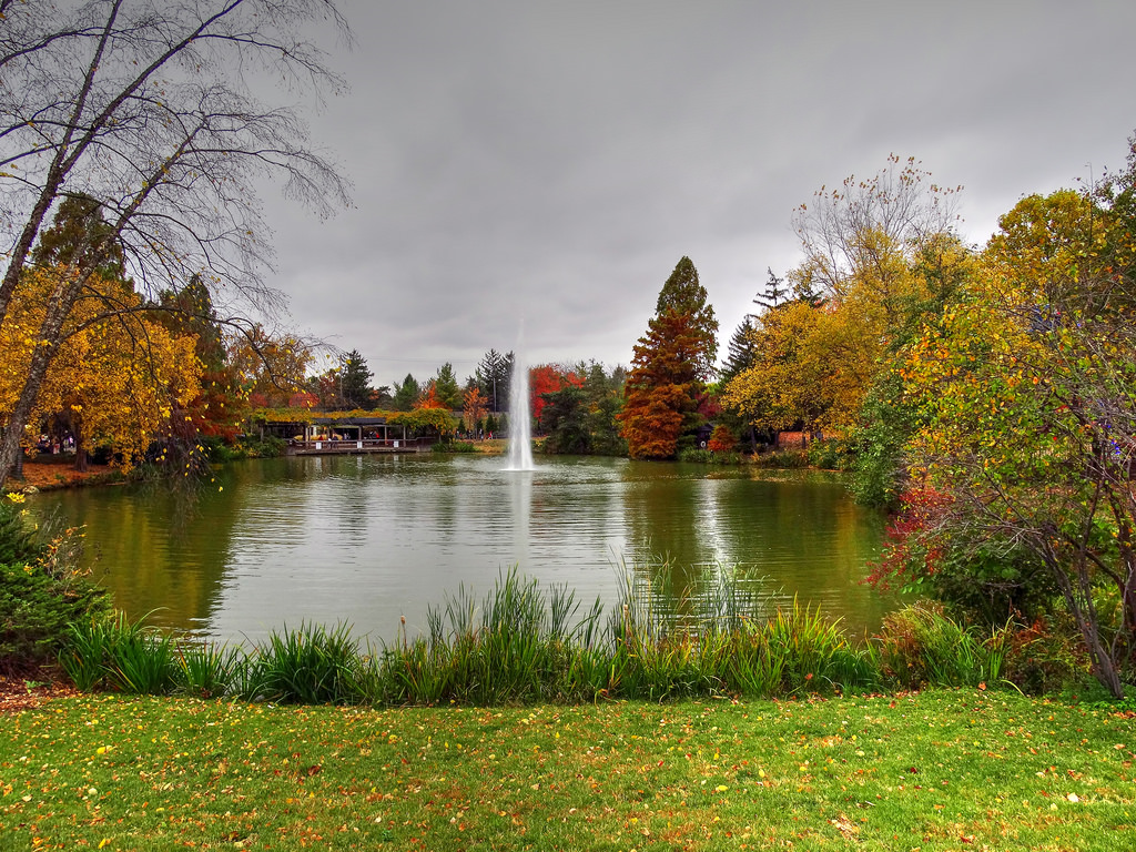 Pond at the Columbus Zoo by Paul McCarthy..., on Flickr