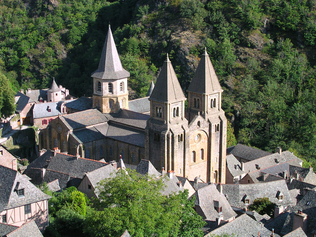 abbatiale Sainte Foy (CONQUES,FR12) by jean-louis zimmermann, on Flickr