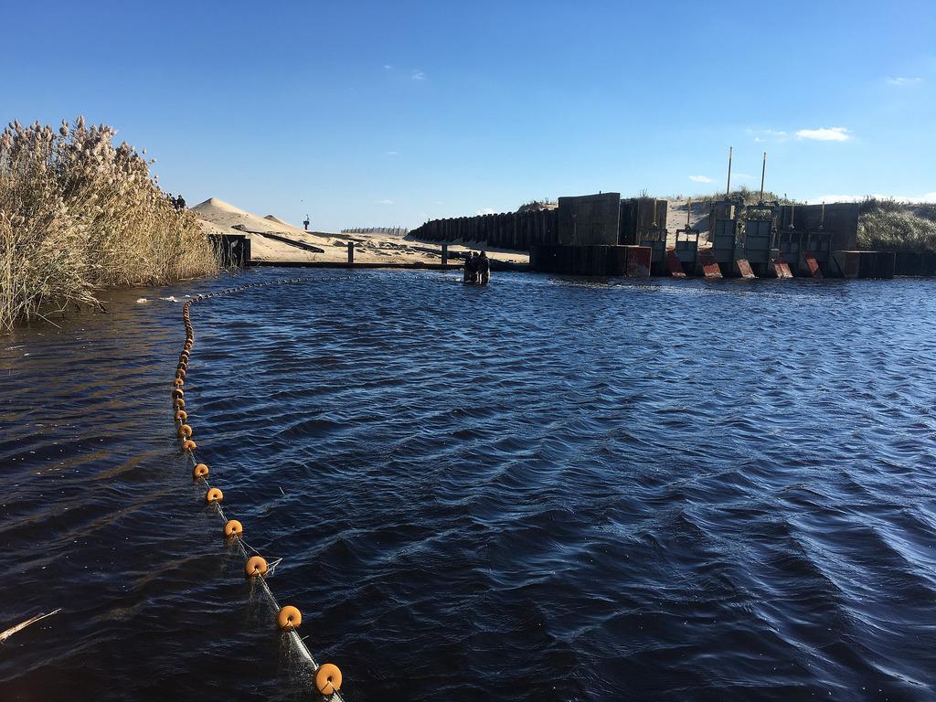 Wreck Pond Inlet restoration project, Ne by U. S. Fish and Wildlife Service - Northeast Region, on Flickr