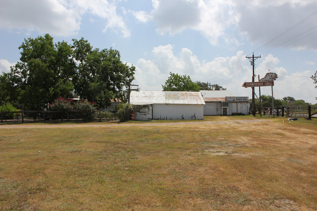 Schroeder Hall, Schroeder, Texas by TexasExplorer98, on Flickr