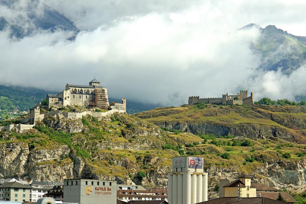 Switzerland-02495 - Basilique de Valère by archer10 (Dennis) 98M Views, on Flickr