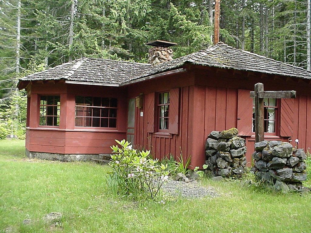 Historic Hamma Hamma Cabin, Olympic Nati by Forest Service Pacific Northwest Region, on Flickr