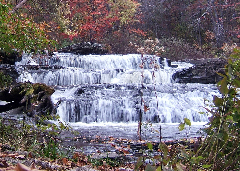 Waterfall Near Delaware Water Gap by Tony Fischer Photography, on Flickr
