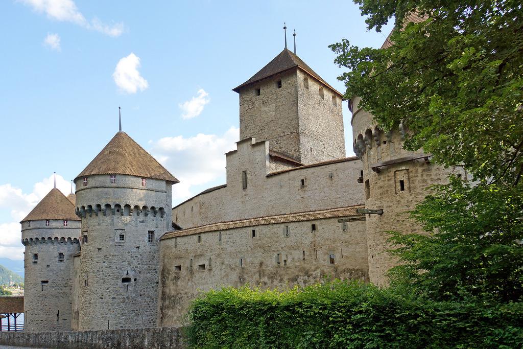 Switzerland-02963 - Château de Chillon by archer10 (Dennis) 98M Views, on Flickr