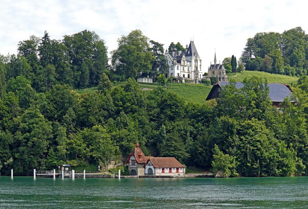Switzerland-03537 - Meggenhorn Castle by archer10 (Dennis) 98M Views, on Flickr
