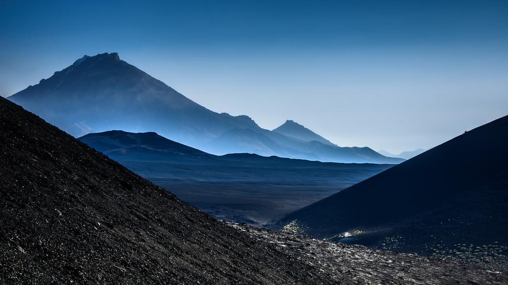 Volcano Udina (Kamchatka) by kuhnmi, on Flickr
