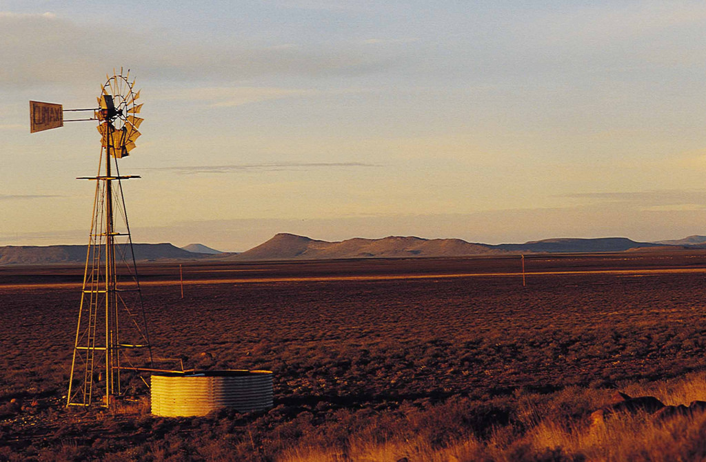 Windmill in the Karoo - South Africa by South African Tourism, on Flickr
