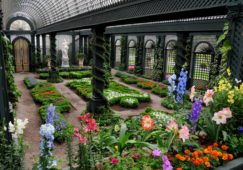 French Garden at Duke Farms by nosha, on Flickr