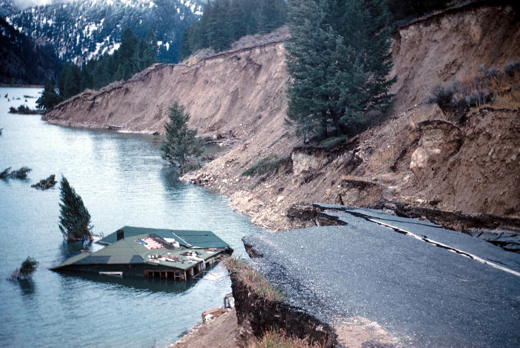 Montana 1959, M7.3 Earthquake by U.S. Geological Survey, on Flickr