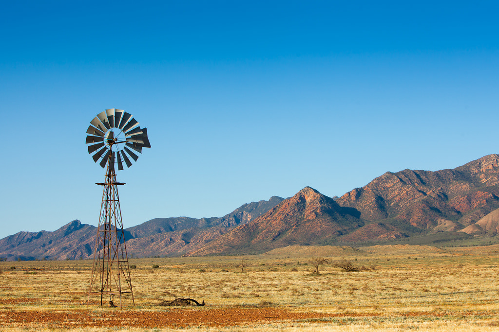 bigstock-Windmill-in-the-Flinders-Range- by aqua.mech, on Flickr