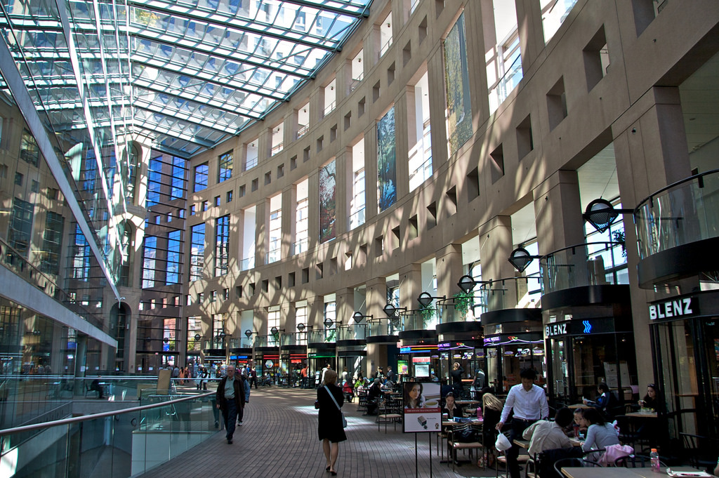 Vancouver Public Library Interior by Rodefeld, on Flickr