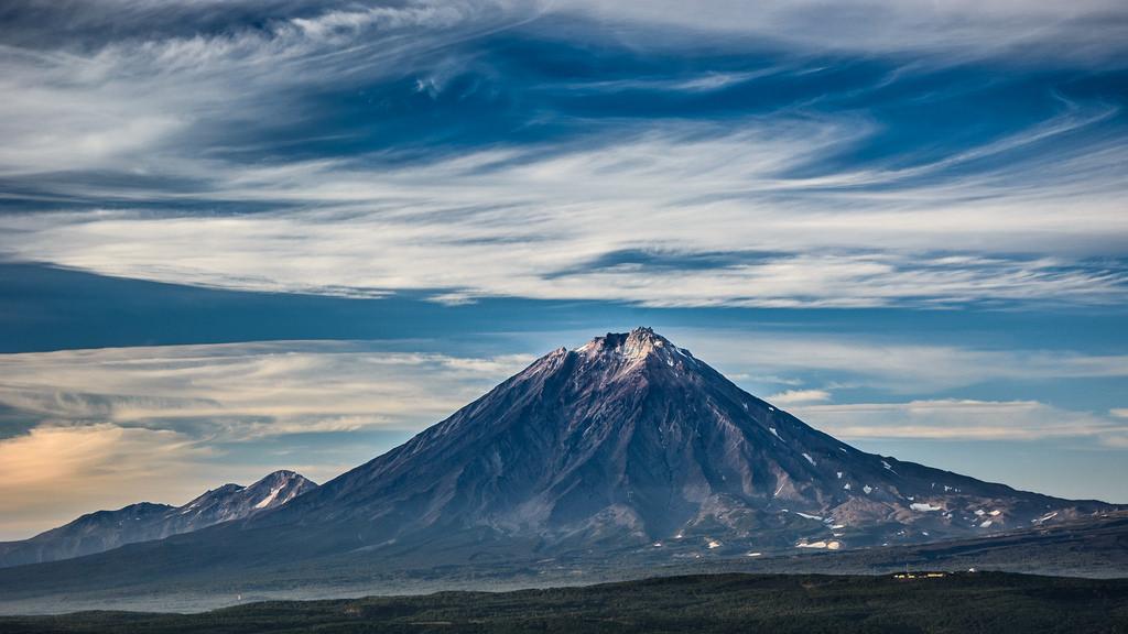Volcano Koryaksky, Kamchatka by kuhnmi, on Flickr