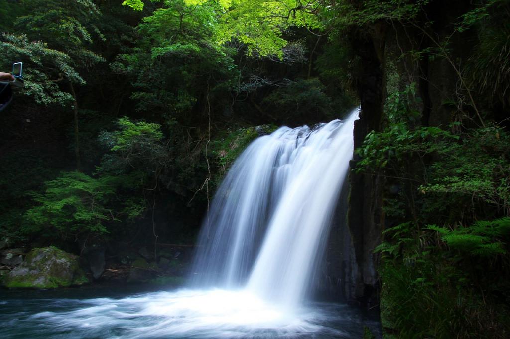 河津七滝 - kawazu waterfall by hogeasdf, on Flickr