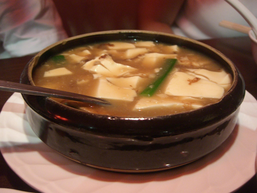 Claypot Tofu and Salted Fish - Soup Rest by avlxyz, on Flickr