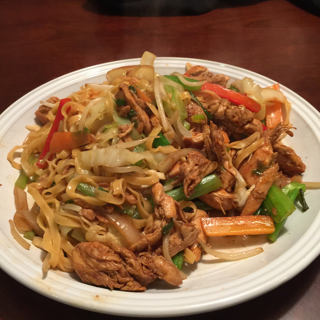 Lo Mein by Crown Molding, on Flickr