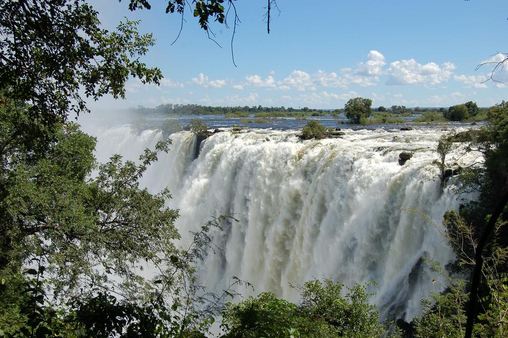 Victoria Falls, Zambia by Sara&Joachim, on Flickr