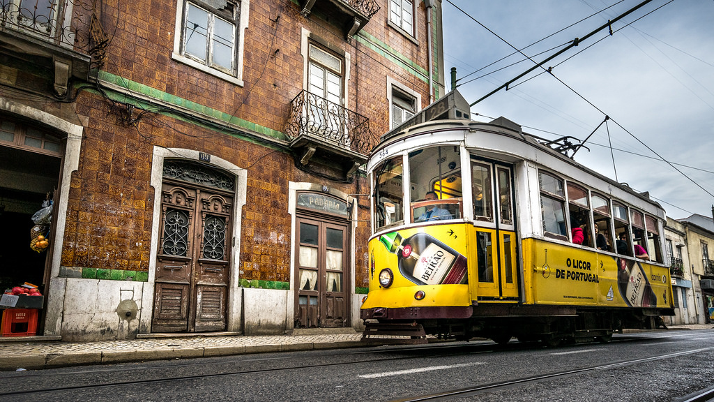Tram 28 - Lisbon, Portugal - Travel phot by Giuseppe Milo (www.pixael.com), on Flickr