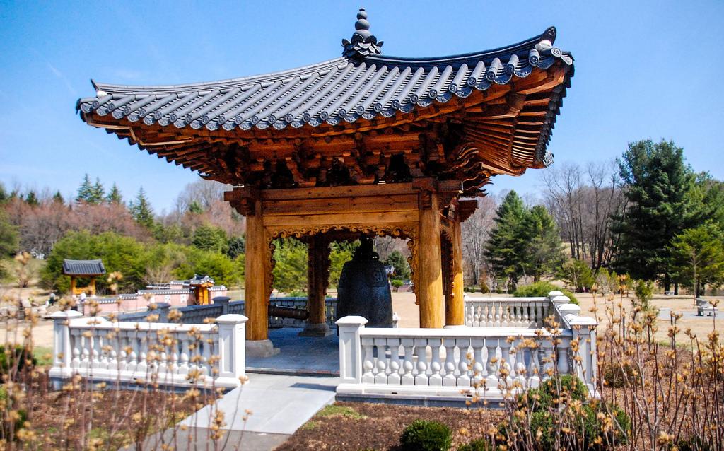 Korean Bell Garden -- Meadowlark Botanic by Ron Cogswell, on Flickr