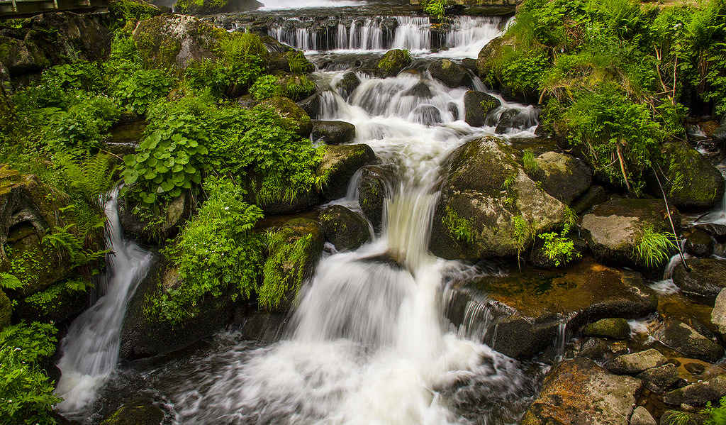 Triberg Waterfalls in Black Forest, Germ by Mawele Digital Photography, on Flickr