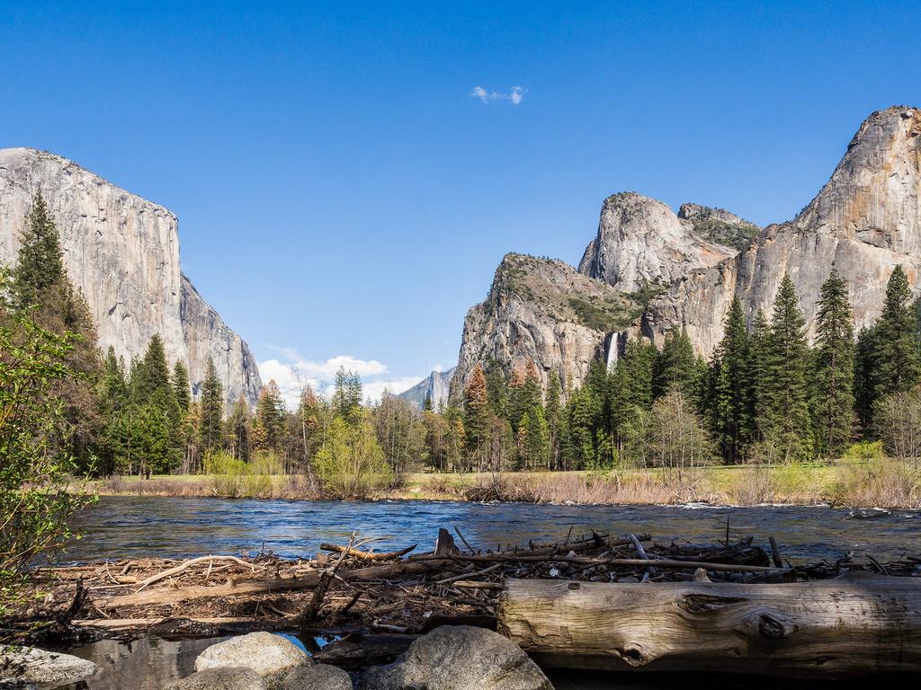 Yosemite National Park by mdalmuld, on Flickr