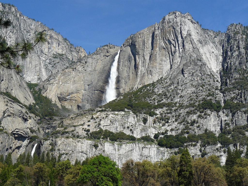 Yosemite Falls by docentjoyce, on Flickr