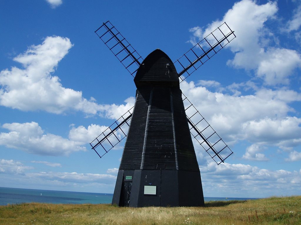 Rottingdean Windmill Sussex by amandabhslater, on Flickr