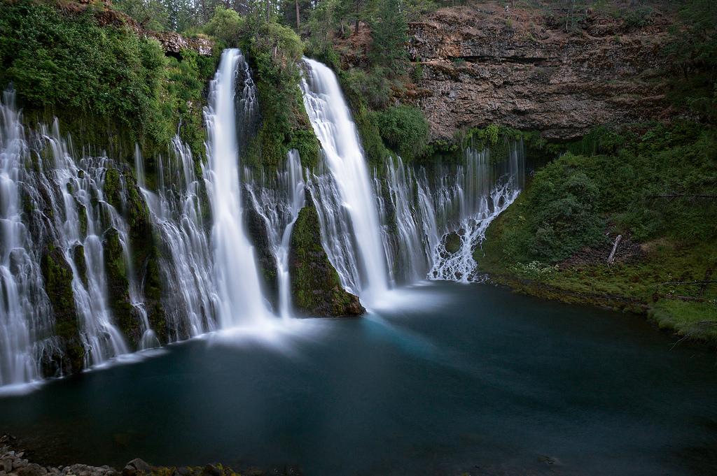 McArthur-Burney Falls [EXPLORED] by Steven Bratman, on Flickr