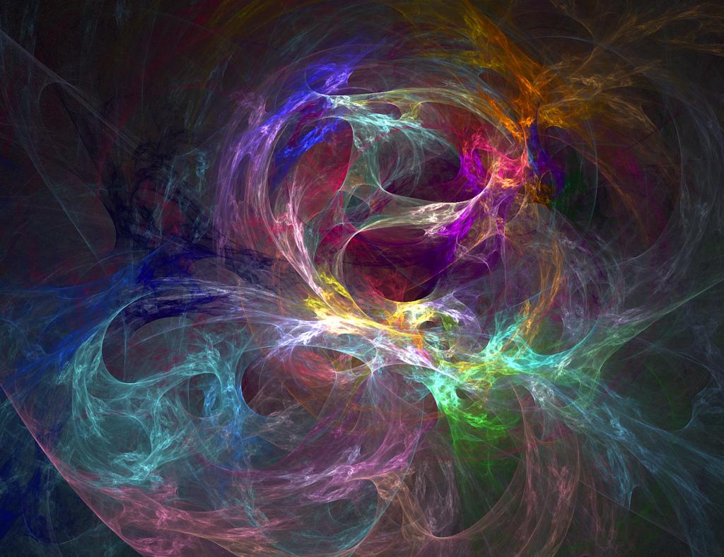 Nebula Fractal by devmoore1, on Flickr