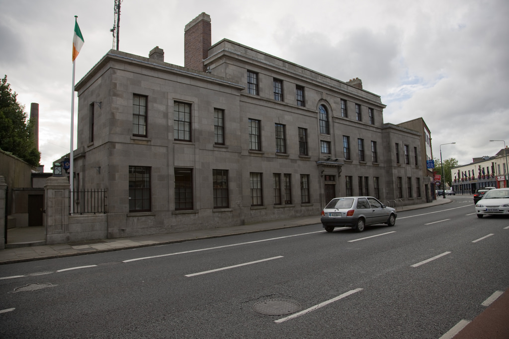 Donnybrook Garda Station by infomatique, on Flickr