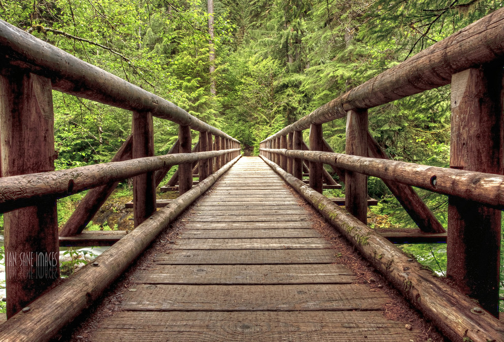 Kopetski Trail Bridge by Ian Sane, on Flickr