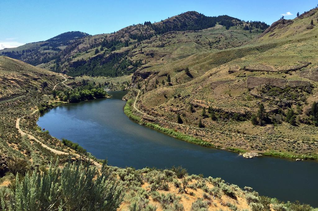 Similkameen River & Pacific Northwest Tr by BLMOregon, on Flickr