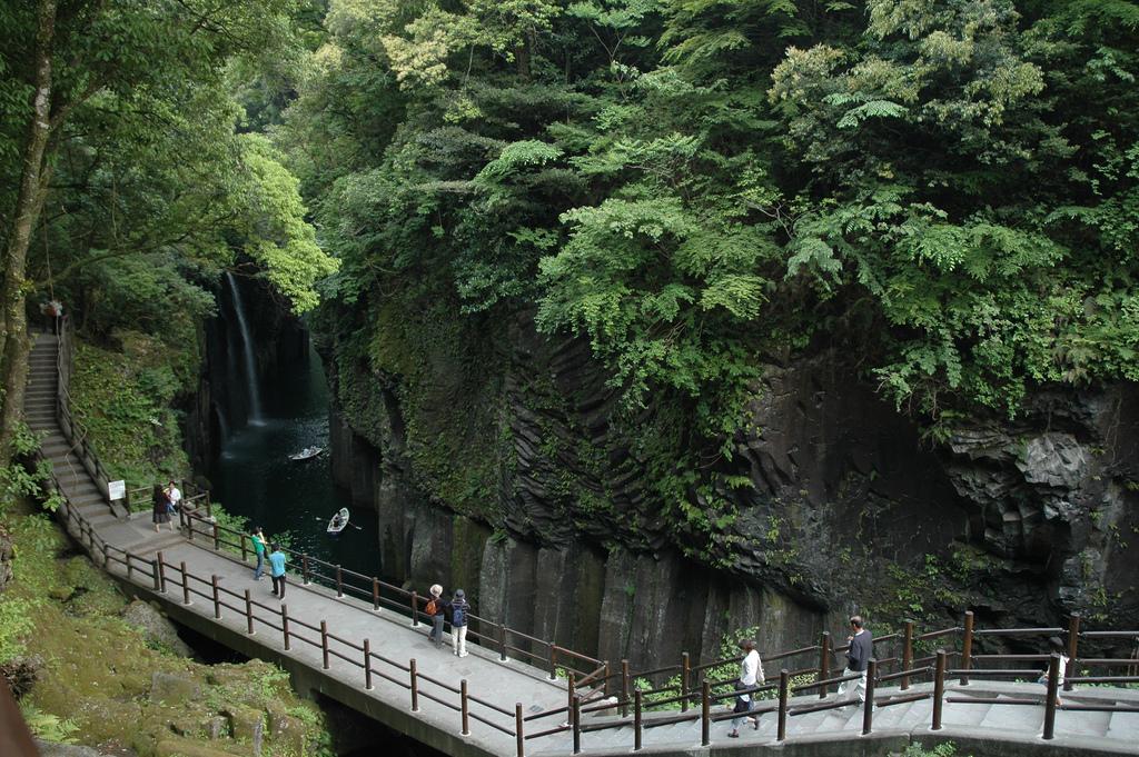 Takachiho Gorge by Debs (ò‿ó)♪, on Flickr