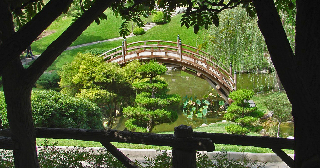 Arbor View, Japanese Garden, Huntington by inkknife_2000 (8 million views +), on Flickr