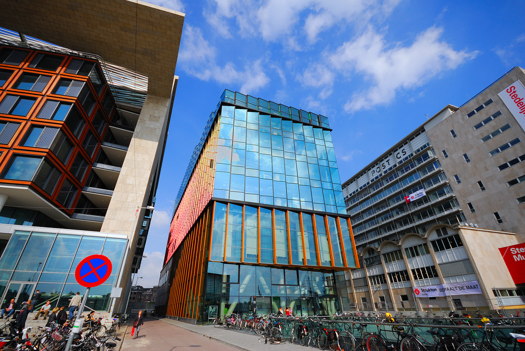 Conservatorium van Amsterdam by sub_lime79, on Flickr
