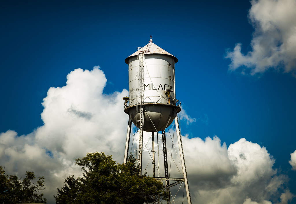 Milaca, Minnesota Water Tower by Tony Webster, on Flickr