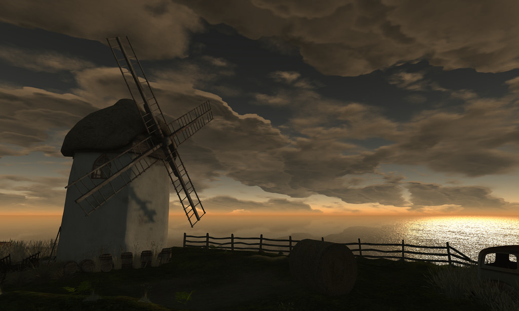 windmill by ▓▒░ TORLEY ░▒▓, on Flickr