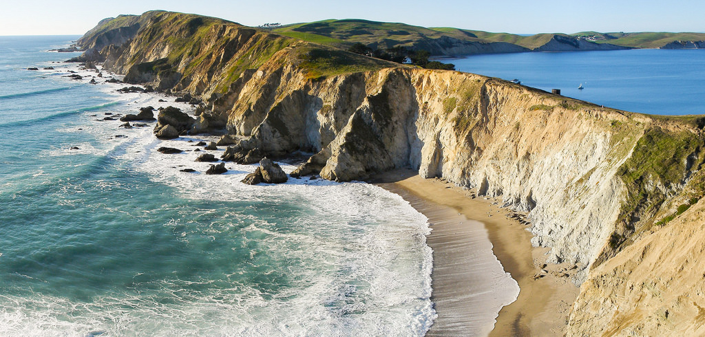 Chimney Rock trail view at Point Reyes by MiguelVieira, on Flickr