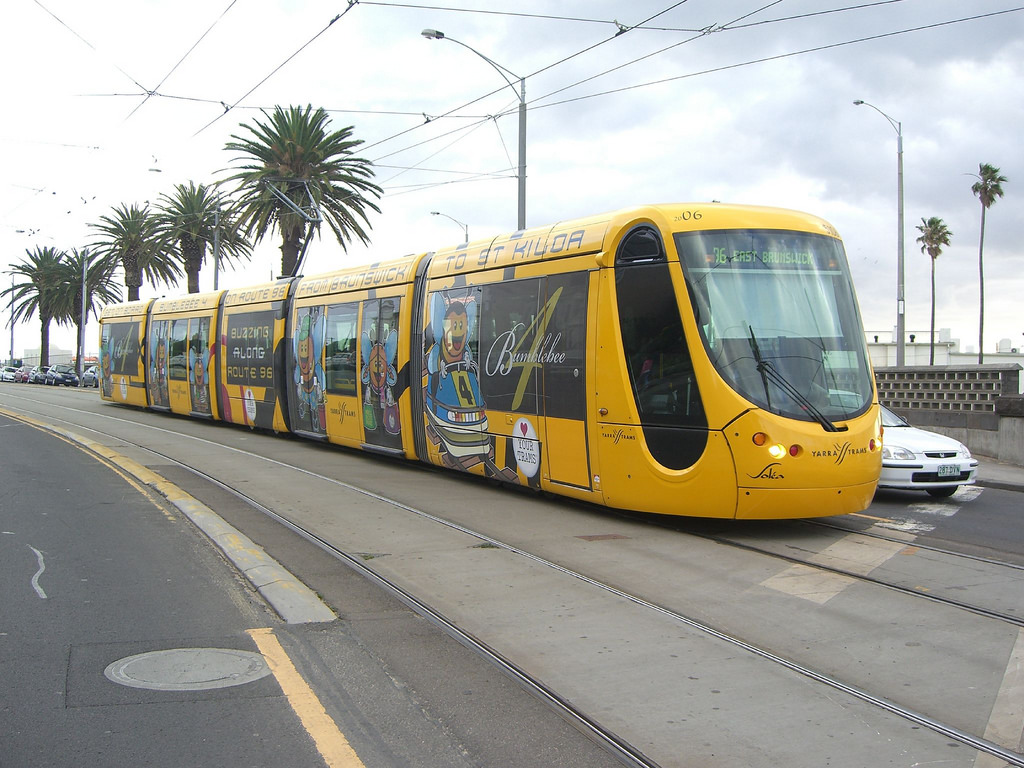 Bumblebee 4 - Number 96 St Kilda to East by avlxyz, on Flickr