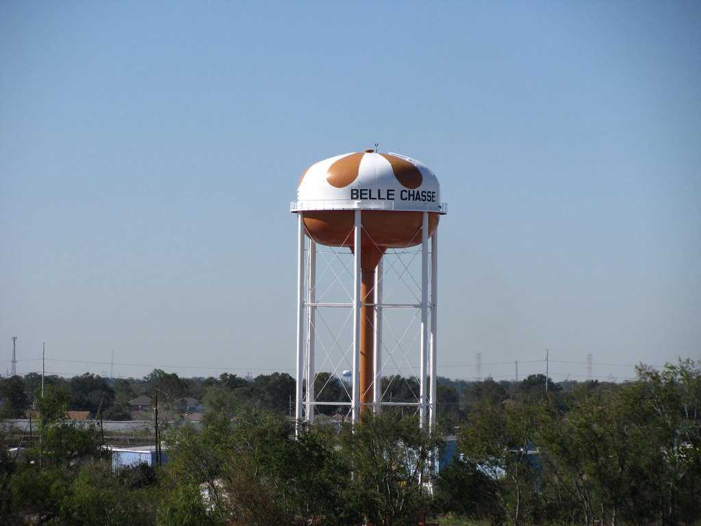 Belle Chasse Water Tower by nola.agent, on Flickr