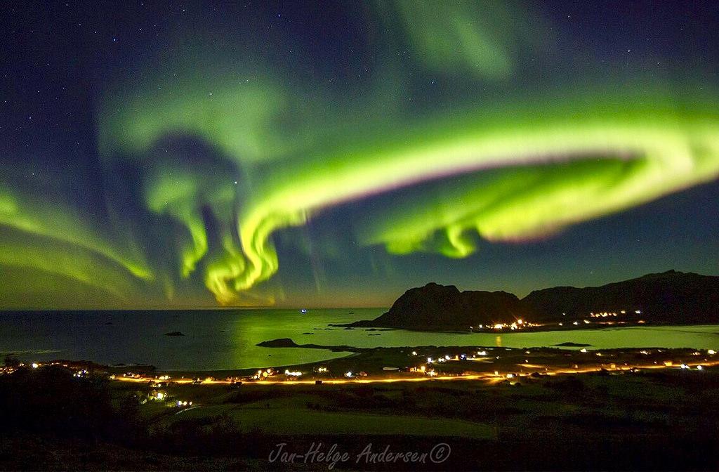 Sparkling aurora! by Jan-Helge69, on Flickr