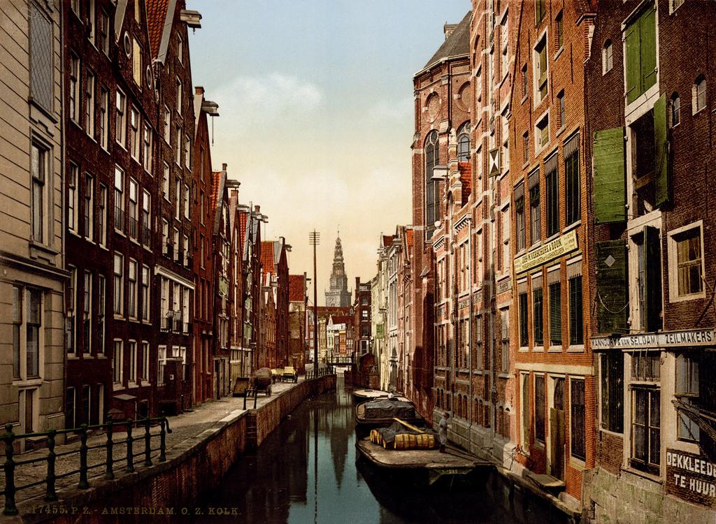 Oudezijds Kolk, Amsterdam, North Holland by trialsanderrors, on Flickr