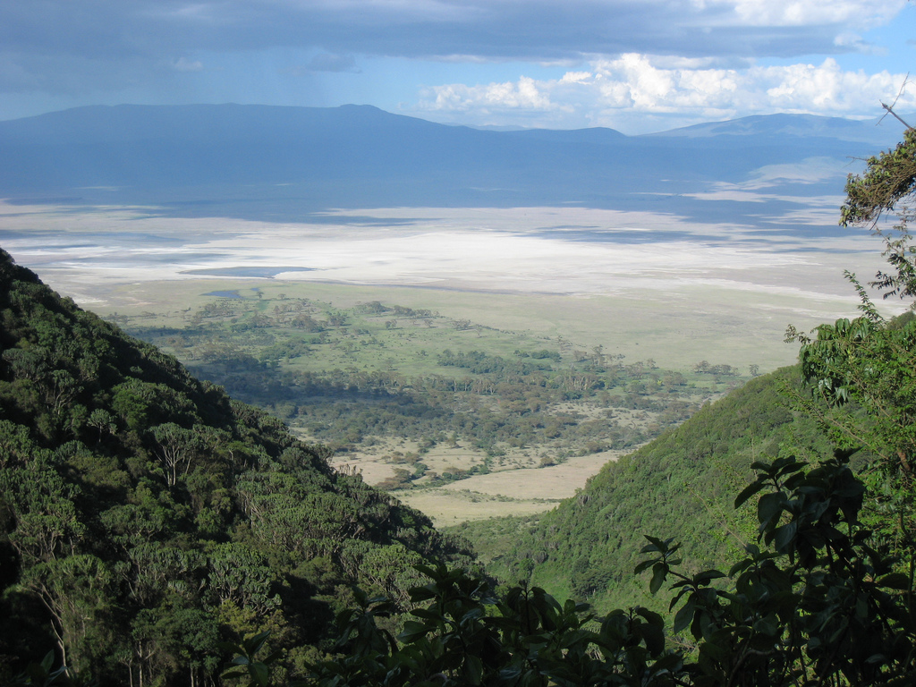 Ngorongoro Crater by Chadica, on Flickr