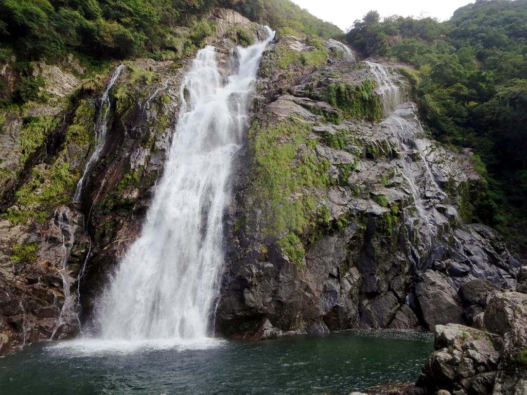 Ohko-no-Taki Waterfall by D-Stanley, on Flickr