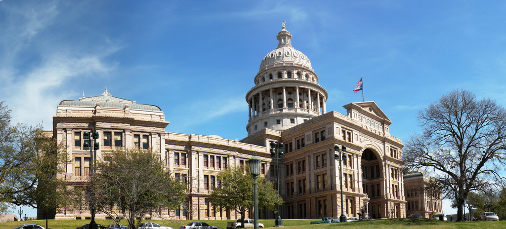 Texas Capitol Panorama by tex1sam, on Flickr